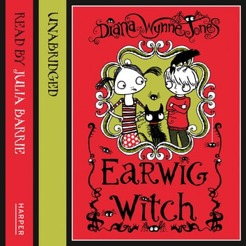 EARWIG AND THE WITCH audiobook by Diana Wynne Jones