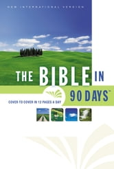 NIV, The Bible in 90 Days, eBook ebook by Ted Cooper, Jr.