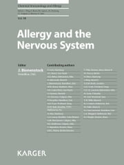 ALLERGY+AND+THE+NERVOUS+SYSTEM