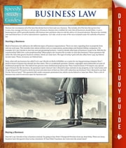 Business Law (Speedy Study Guides) ebook by Speedy Publishing