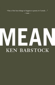 Mean ebook by Ken Babstock
