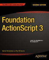 Foundation ActionScript 3 ebook by Paul Milbourne,Darren Richardson