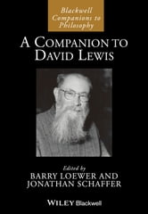 A Companion to David Lewis ebook by