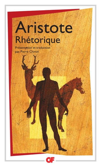 Rhétorique ebook by Aristote,Pierre Chiron
