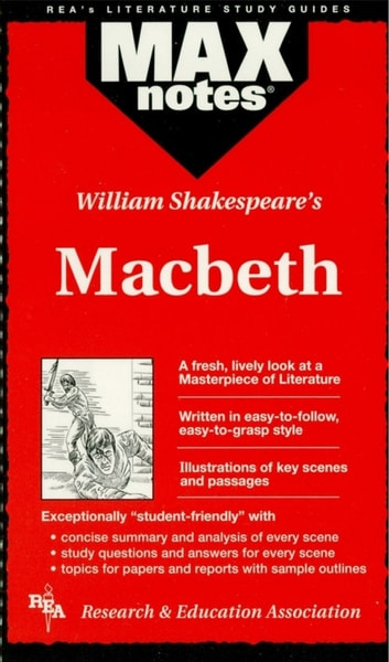 a literary analysis of the relationship in macbeth by william shakespeare Macbeth is one of shakespeare's most intense characters while macbeth is certainly no hero, he's not a typical villain either he is complex and his guilt for his many bloody crimes is a central theme of the play the presence of supernatural influence is another theme of macbeth that sets it.