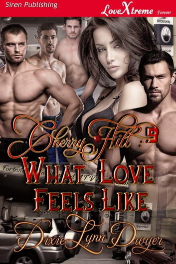 Cherry Hill 9: What Love Feels Like ebook by Dixie Lynn Dwyer