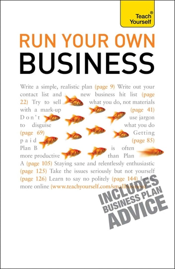 Run Your Own Business: Teach Yourself Ebook Epub ebook by Kevin Duncan
