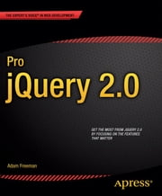 Pro jQuery 2.0 ebook by Adam Freeman