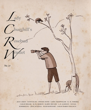 Lady Churchill's Rosebud Wristlet No. 27 ebook by Carol Emshwiller,Joan Aiken