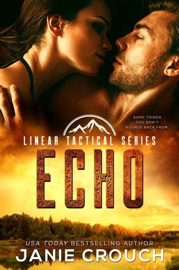 Echo ebook by Janie Crouch