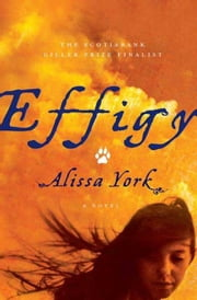 Effigy - Mormons. Polygamy. Taxidermy. Love. ebook by Alissa York