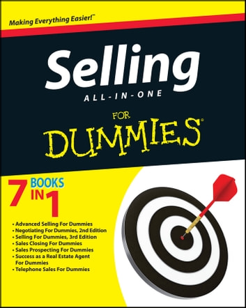 Selling All-in-One For Dummies ebook by Consumer Dummies