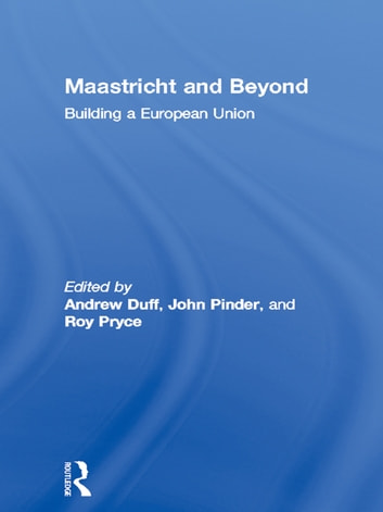 an analysis of the main provision of the maastricht treaty The treaty was signed in the dutch city of maastricht the main objective for since the signing of the maastricht treaty, european countries have grown closer.