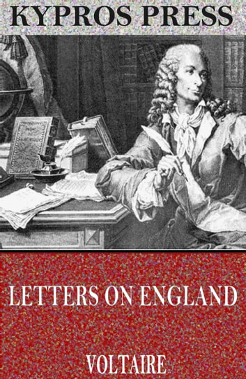 Letters on England ebook by Voltaire