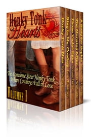 Honky Tonk Hearts Volume 1 ebook by Vonnie Davis,Mackenzie Crowne,Lauri Robinson,Sylvie Kaye,Brenda Whiteside