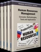 Human Resources Management ebook by Information Resources Management Association