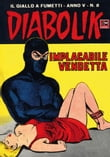 DIABOLIK (58): Implacabile vendetta