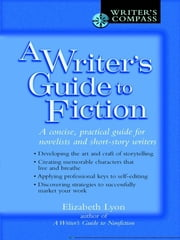 A Writer's Guide to Fiction ebook by Elizabeth Lyon