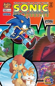 "Sonic the Hedgehog #162 ebook by Ian Flynn,James Fry,Tracy Yardley!,Jim Amash,Patrick ""SPAZ"" Spaziante"