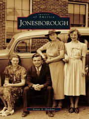 Jonesborough ebook by Sonya A. Haskins