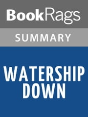 Watership Down by Richard Adams Summary & Study Guide ebook by BookRags