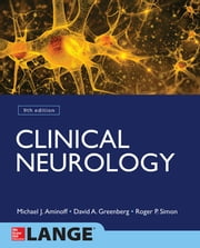 Clinical Neurology 9/E ebook by Michael Aminoff,David Greenberg,Roger Simon