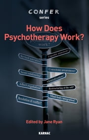How Does Psychotherapy Work? ebook by Jane Ryan