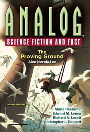 Analog Science Fiction and Fact - Issue# 1 - Penny Publications LLC magazine