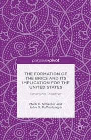 The Formation of the BRICS and its Implication for the United States - Emerging Together ebook by M. Schaefer,J. Poffenbarger