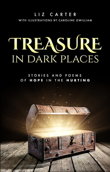 Treasure in Dark Places: Stories and poems of hope in the hurting ebook by Liz Carter