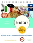 Italian Made Simple ebook by Cristina Mazzoni