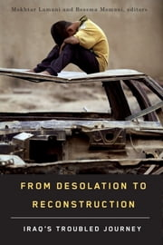 From Desolation to Reconstruction - Iraq's Troubled Journey ebook by Mokhtar Lamani,Bessma Momani