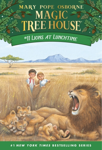 Lions at Lunchtime ebook by Mary Pope Osborne