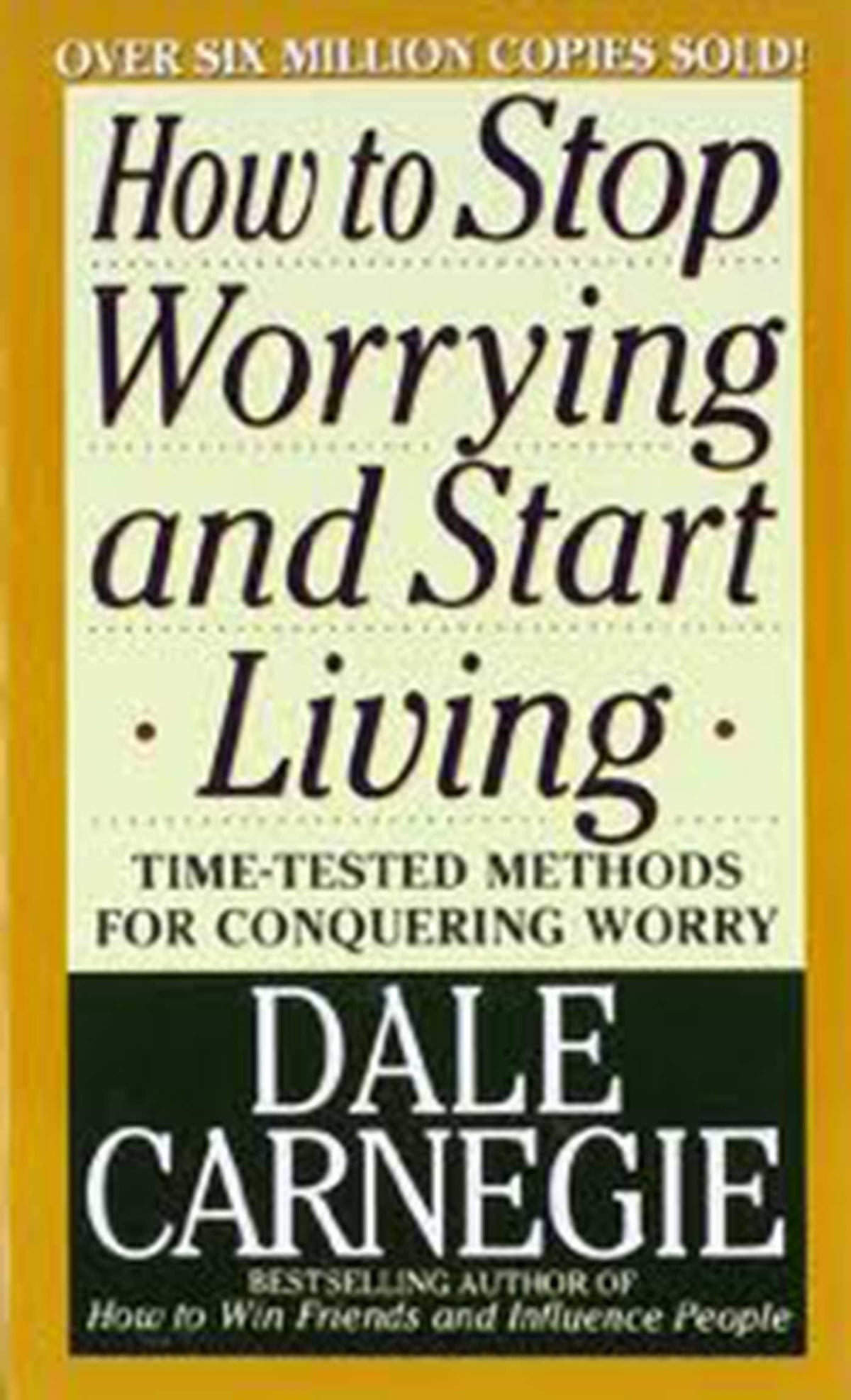 How to Stop Worrying and Start Living eBook by Dale Carnegie -  9781451621723 | Rakuten Kobo