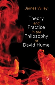 Theory and Practice in the Philosophy of David Hume ebook by Dr James Wiley