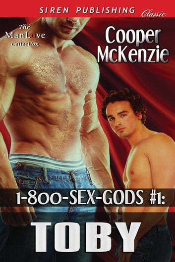 1-800-SEX-GODS #1: Toby ebook by Cooper McKenzie
