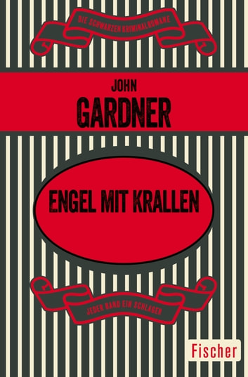 Engel mit Krallen ebook by John Gardner