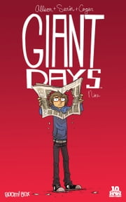 Giant Days #9 ebook by John Allison,Max Sarin