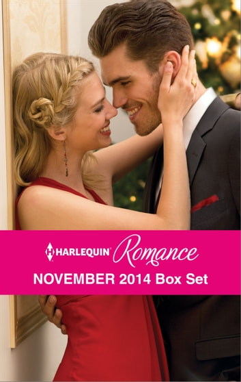 Harlequin Romance November 2014 Box Set - An Anthology 電子書 by Susan Meier,Rebecca Winters,Barbara Hannay,Kate Hardy