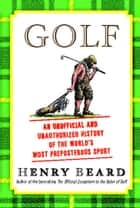 Golf ebook by Henry Beard