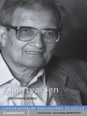 Amartya Sen ebook by Christopher W. Morris