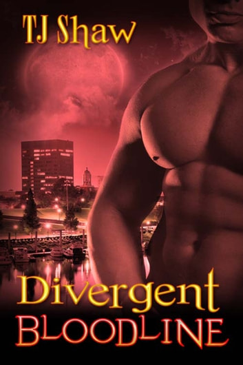 Divergent Bloodline ebook by T J Shaw