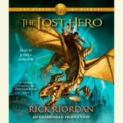The Heroes of Olympus, Book One: The Lost Hero - The Heroes of Olympus, Book One       luisterboek by Rick Riordan
