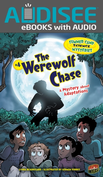 #4 The Werewolf Chase - A Mystery about Adaptations ebook by Lynda Beauregard