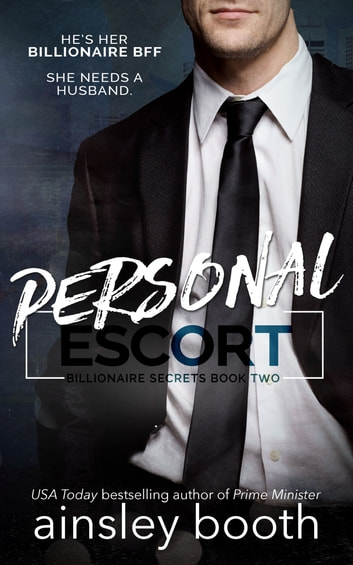 Personal Escort ebook by Ainsley Booth