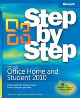 Microsoft Office Home and Student 2010 Step by Step ebook by Joan Lambert,Joyce Cox,Curtis Frye
