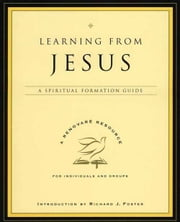 Learning from Jesus ebook by Renovare