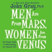 Men Are from Mars, Women Are from Venus audiobook by John Gray