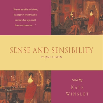 Sense and Sensibility audiobook by Jane Austen