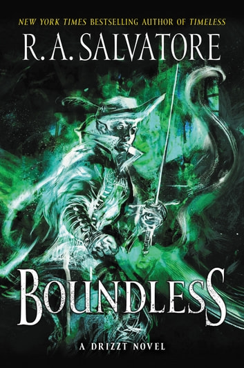 Boundless - A Drizzt Novel ekitaplar by R. A. Salvatore